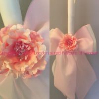 Simple pink flower lambatha