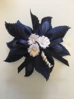 Almond Holder Ribbon with diamante lily