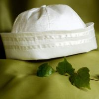 Boys Christening hat