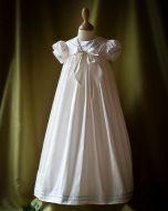 Raphael Boys Silk Christening Gown
