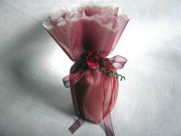 Candle in Tulle