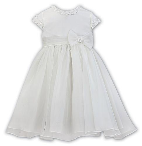 Ceremonial Ballerina length dress