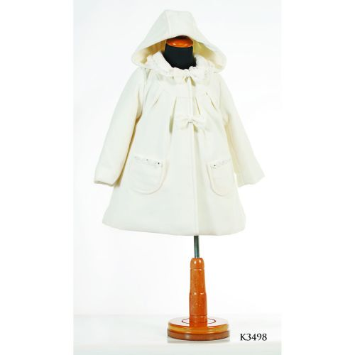 Mi Chiamo Christening Coat