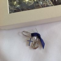 Cross and Anchor Witness Pins