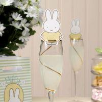 Baby Miffy Glass Decoration