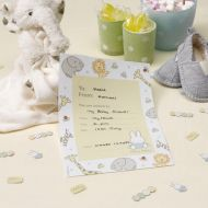 Baby Miffy Invitations
