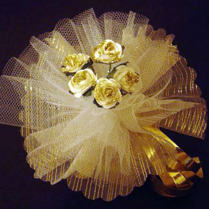 Tulle Favours