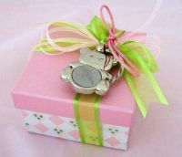 Teddy Keyring Children's Favour