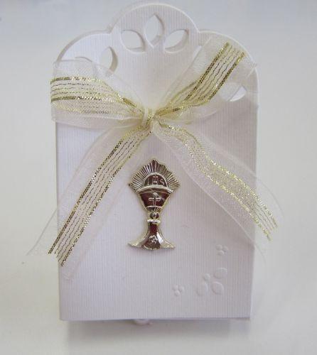 Gold Host on Box