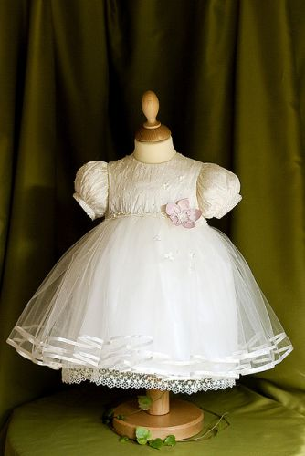 Spirit Fairy Christening Dress
