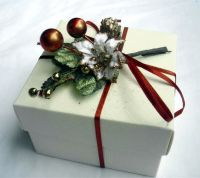 Larger Christmas Favour Box