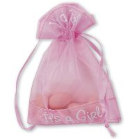 It's a Boy/Girl Organza Bags