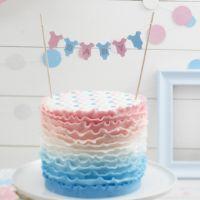 Baby Cake Bunting