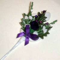 Thistle on Rachetti Wedding Favour